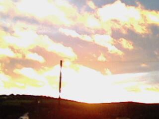 Wootton_sunset